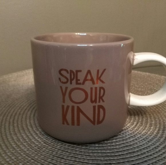 Starbucks 2017 12 Oz Speak Your Mind Mug E…
